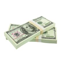 Play Money - $100 (100 Notes)