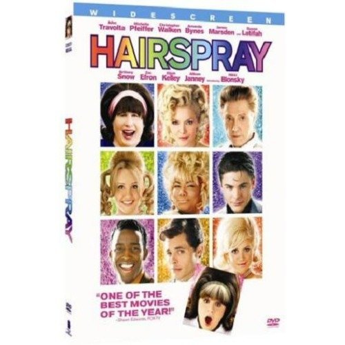 Hairspray DVD [2007]