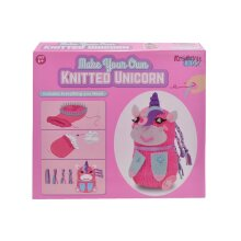 Make Your Own Knitted Unicorn