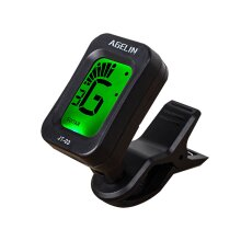 LCD Clip-on Electronic Digital Guitar Tuner Chromatic Bass Violin