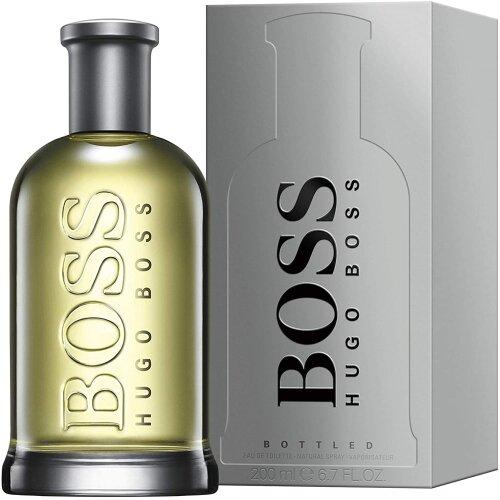 Boss Bottled By Hugo Boss 200ml | Mens Eau de Toilette Hugo Boss Perfume