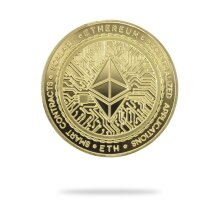 Ethereum 2021 Edition (ETH) Cryptocurrency Collectable Cryptocurrency You Can Hold