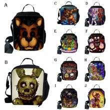 Five Nights at Freddy's Insulated Lunch Bag Picnic