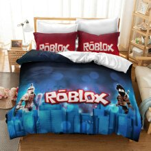3D Printed Game Roblox Bedding Bedding Set