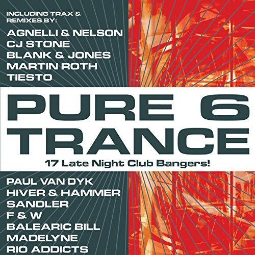 Pure Trance 6 [CD]
