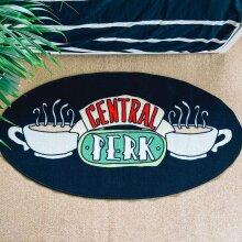 Groovy Central Perk Friends Rug