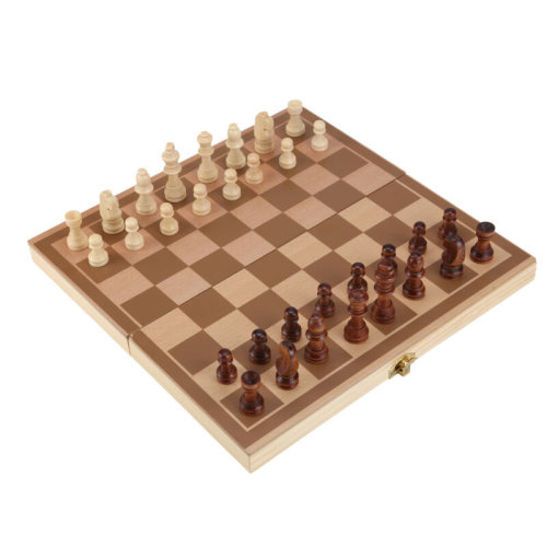 Folding wooden Chess High Quality Chess Set Folding 30cm X 30cm SELLER