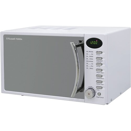 Russell Hobbs RHM1714WC Microwave, White
