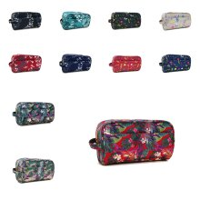 Ladies Wash Bag Toiletry Handbag Travel MakeUp Case
