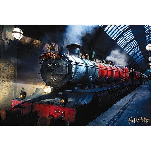 Harry Potter Hogwarts Express Poster