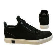 Timberland Amherst Suede Mens Chukka Black Lace Up Trainers A1TU3 B99E