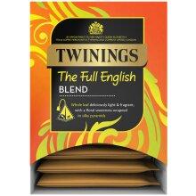 Twinings Full English Pyramid Tea Bags - 4x15