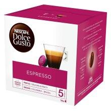 Nescafe Dolce Gusto Espresso (Pack of 4)