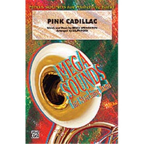 Alfred 00-29519 PINK CADILLAC-MSS