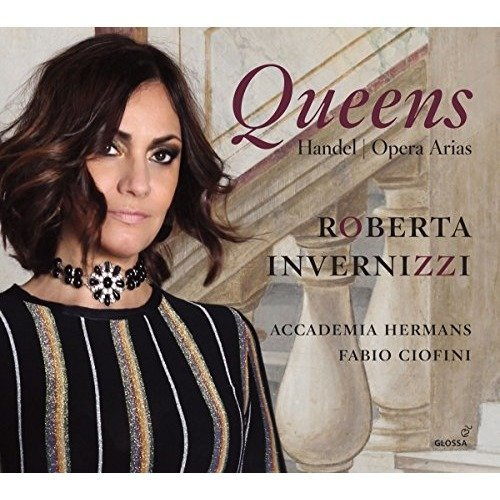 Roberta Invernizzi - Queens - Opera Arias by Handel [CD]