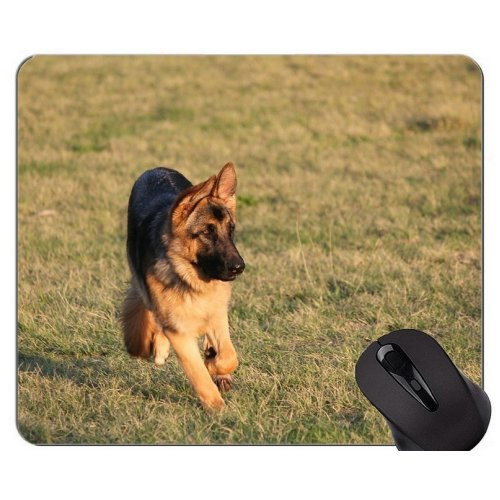 Pet Lover Mouse Pad,Dog Mouse Pad With Stitched Edges