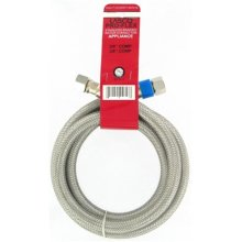 Larsen Supply .38in. Compression x .38in. Compression x 60in. Dishwasher Connector 10-