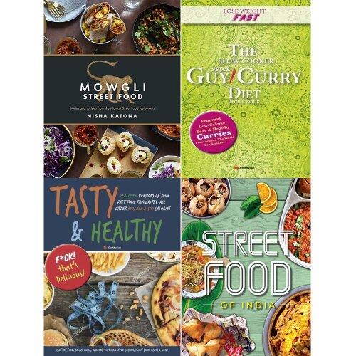 Mowgli, slow cooker, tasty, street 4 Books Collection Set