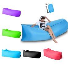 Inflatable Lounger | Folding Air Sofa