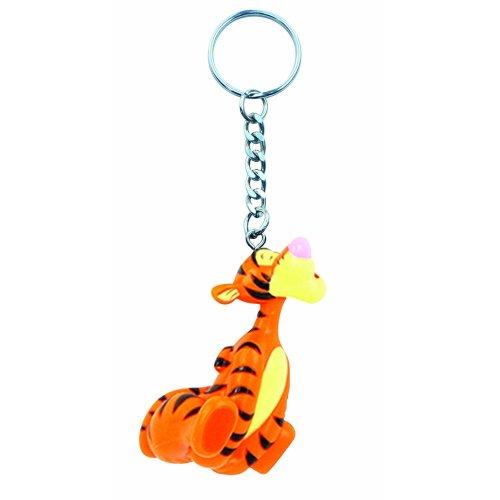 Key Chain - Disney - PVC Figural Tigger 24286