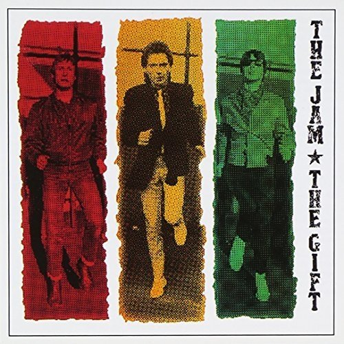 The Jam - the Gift [CD]