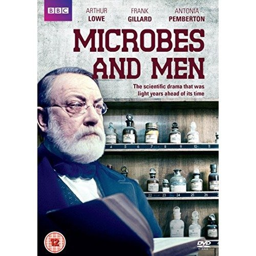 Microbes And Men DVD [2015]
