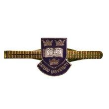 Oxford University tie pin