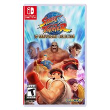 Street Fighter 30th Anniversary Collection - Nintendo Switch Game (English)