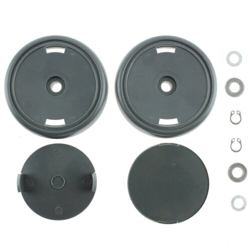 FITS GTECH AIR RAM WHEELS 1 PAIR WILL ONLY FIT FIRST RAM MODEL PLEASE SEE LISTIN