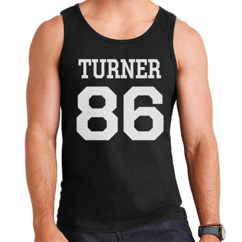 Alex Turner Varsity Football Style Men's Vest