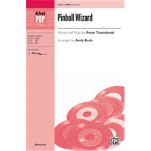 Alfred 00-41533 PINBALL WIZARD-STRX CD