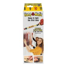 Hang-O-Matic, Best Picture Hanging Tool, For Hanging Pictures, Shelves