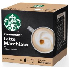 Nescafe Dolce Gusto, Starbucks Latte Macchiato, Pack of 3