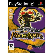 Psychonauts (PS2) - Used