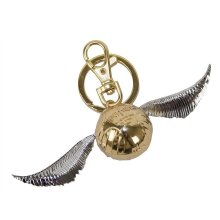 Key Chain - Harry Potter - Pewter CF Harry Potter Snitch 48002
