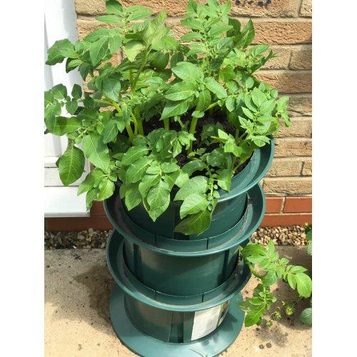 The Original Potato Planter System set of 3