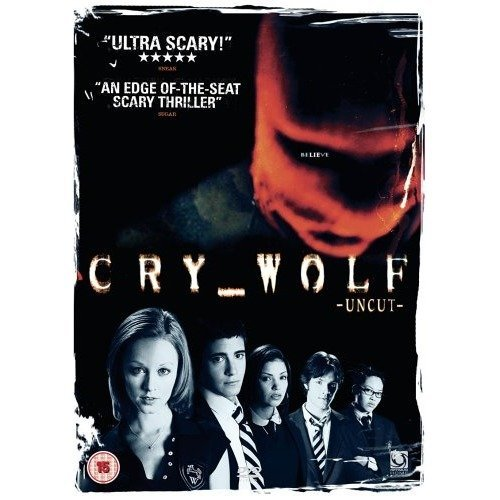 Cry Wolf Uncut [dvd]