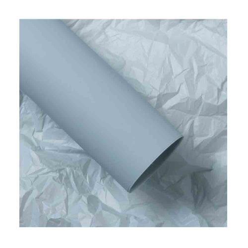 20 Sheets Bouquet Wrapping Paper Waterproof Flower Lining Paper Florist Supplies, Blue