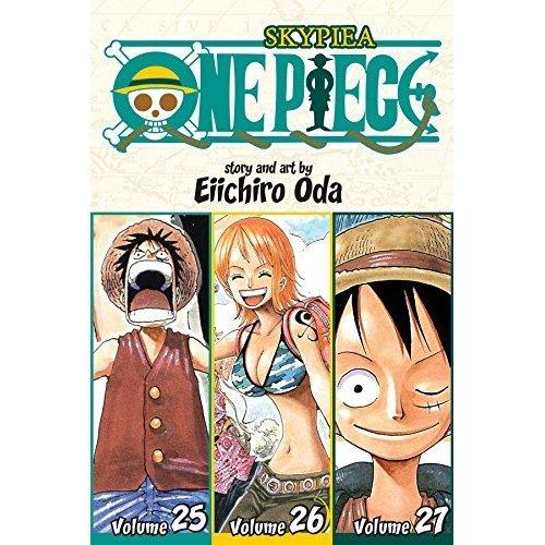 25-27: One Piece (3-in-1 Edition) Volume 9 (One Piece (Omnibus Edition))