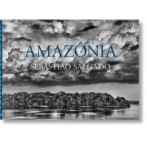 Sebastiao Salgado. Amazonia   Hardback