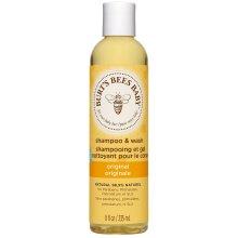 Burt's Bees Baby Shampoo And Wash, Natural, Tear Free Baby Wash,Original,  235 ml