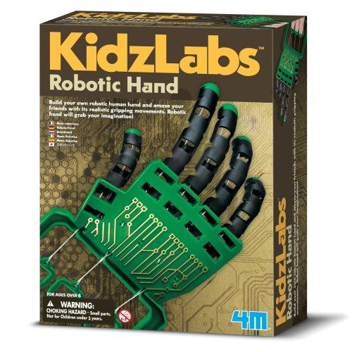 Robotic Hand - Kidz Labs Children's Creative Set