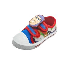 Disney Toy Story Boys Canvas Shoes - Buzz and Woody