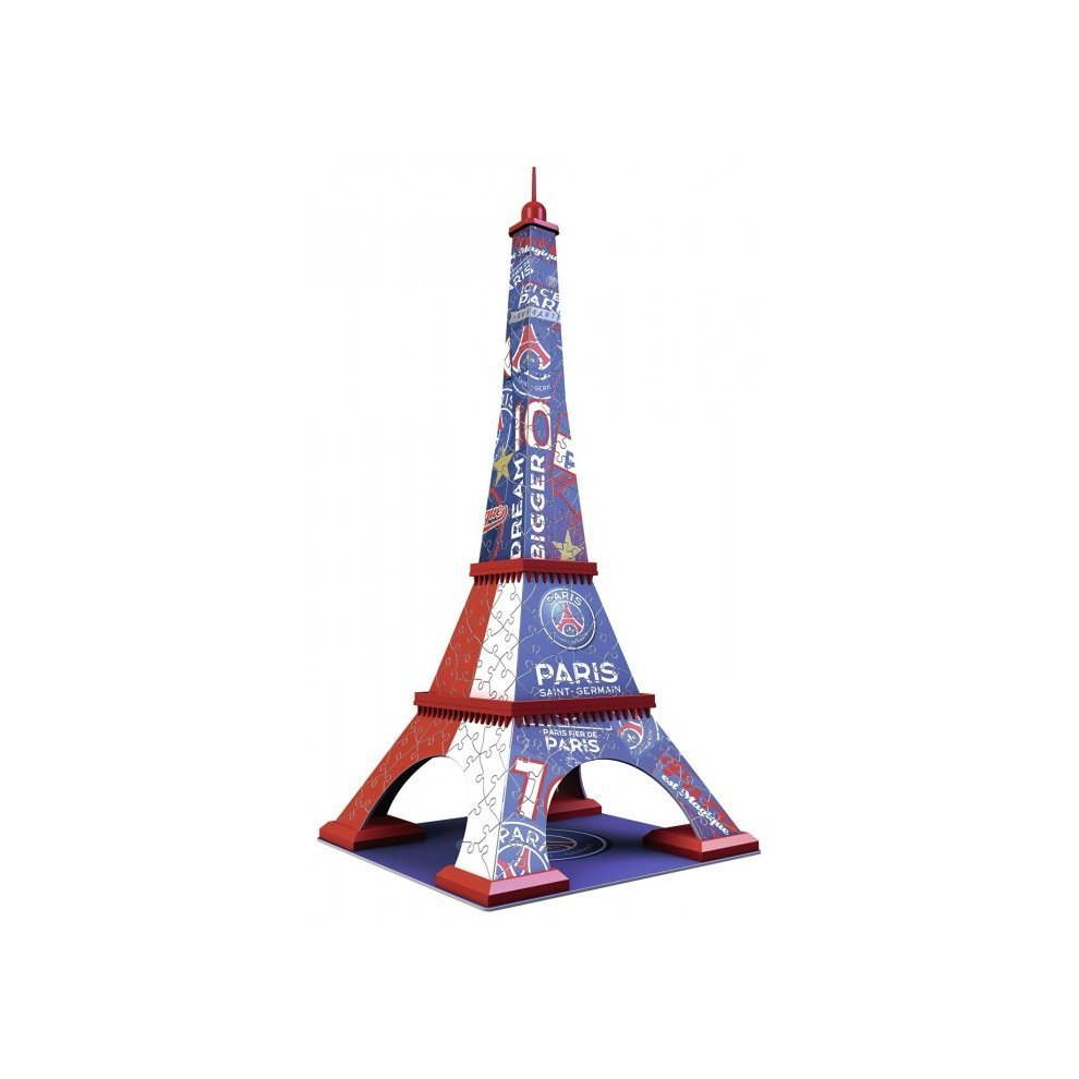 3d Jigsaw Puzzle Psg Eiffel Tower On Onbuy