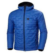 Helly Hansen Lifaloft Hooded Insulator Jacket Quilted Coat Blue 65604 563