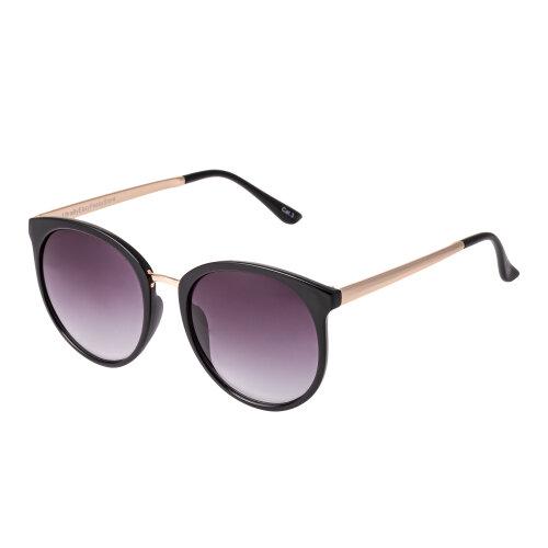 Ultra Womens Oversized Fashion Sunglasses Lenses 100% UV400 Protection Ladies Large Metal Frames Stylish Retro Vintage 70's Classic Design Shades High Quality Eyewear