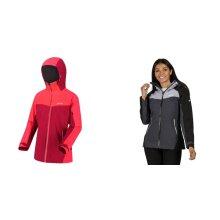 Regatta Womens/Ladies Oklahoma V Reflective Waterproof Jacket