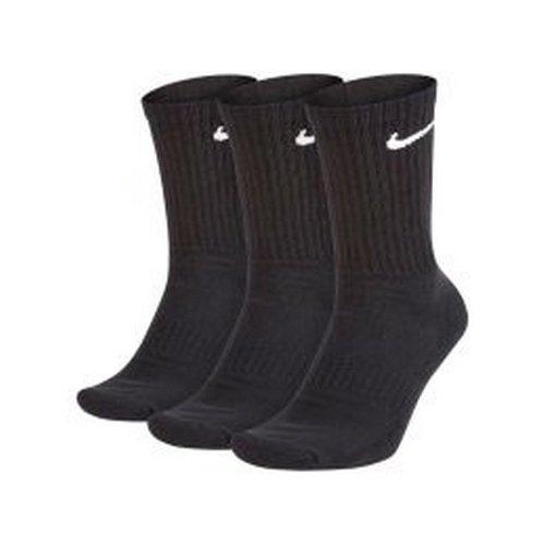 (M, Black) Nike Everyday Cushion Socks (3 Pairs)