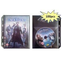 DVD FlatPak Sleeve (100 Pk)
