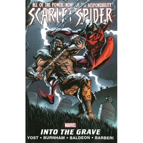 Scarlet Spider Volume 4: Into the Grave
